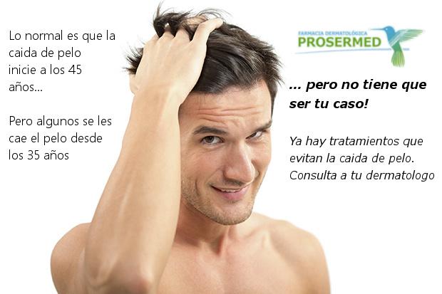 Como parar la alopecia a los hombres por los medios públicos el foro
